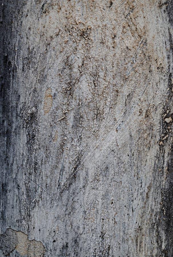 Closeup av en grov packad vägg arkivbild