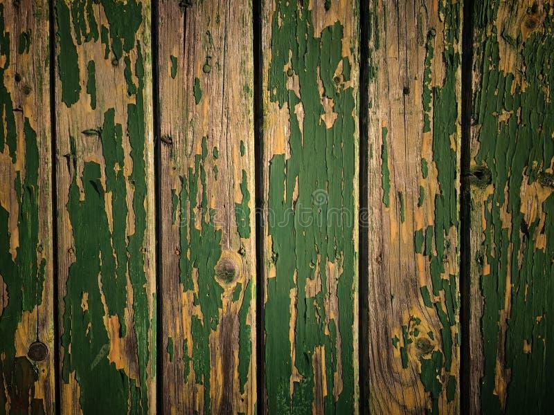 Closeup av gammal wood plankatextur royaltyfria bilder