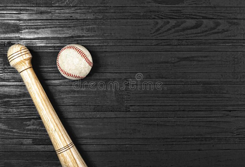 Baseball, bat, ball, sport, american, copy space, wooden, stock photos