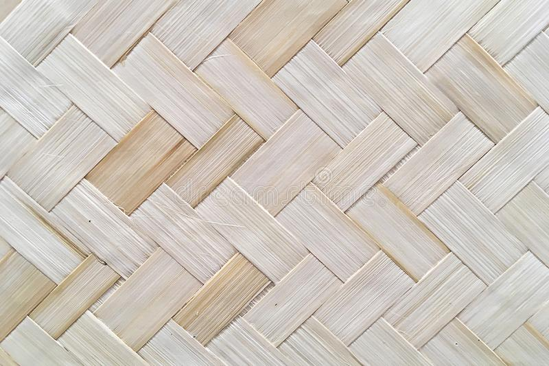 Closeup on Beautiful art and craft of wood lattice. Closeup on Beautiful art and craft of wood lattice pattern and texture background royalty free stock photo