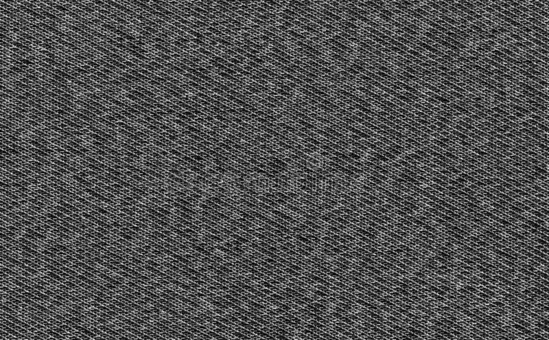 Closeup black or dark grey colors fabric sample texture backdrop.black strip line fabric pattern design or upholstery abstract bac. Kground royalty free stock photography