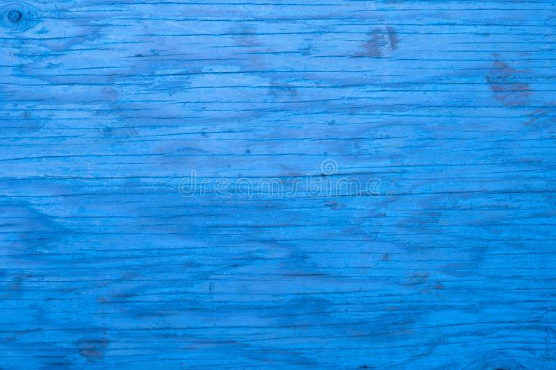 Vine Blue Wood Background Texture With Knots And Nail Holes Old Painted