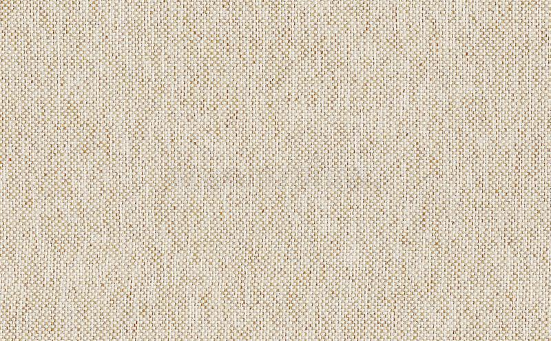 Closeup brown with beige color fabric texture. Strip light brown fabric line pattern design or upholstery abstract background. stock photography