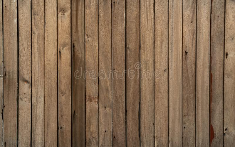 Closeup brown wood with unique pattern texture background with copy space for text. Background for peace royalty free stock images