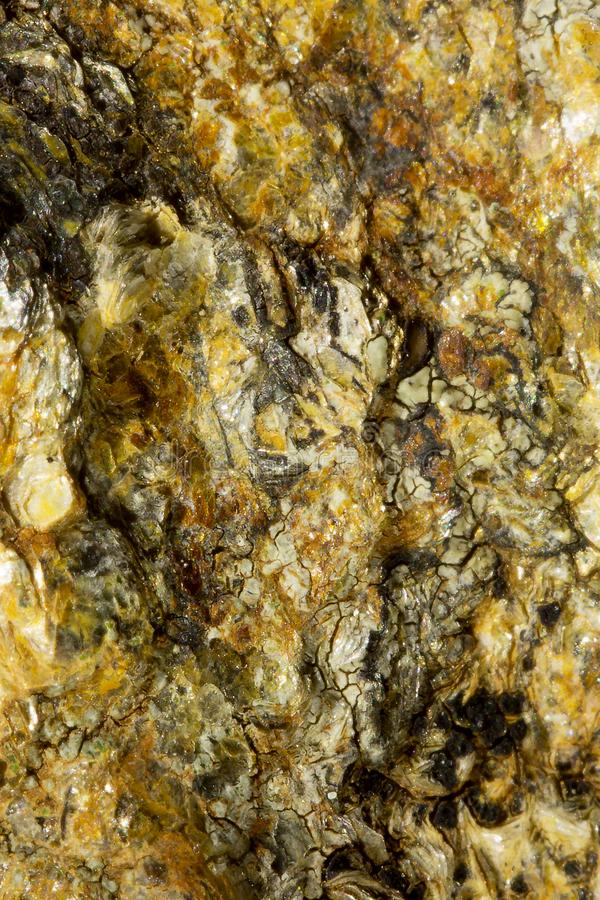 Bumpy Mineral Surface stock photography