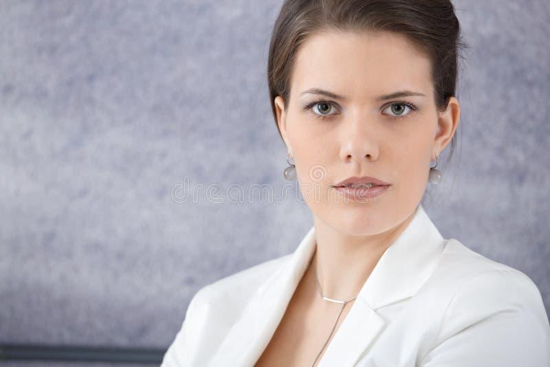 Download Closeup Businesswoman Portrait Stock Image - Image: 21535025