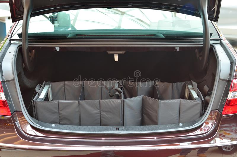 Download Open Car Trunk Stock Images - Image: 30101104