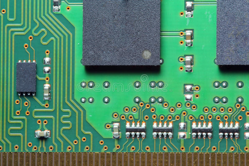 Download Computer Hardware, Circuit Board. Stock Photo - Image: 37120800