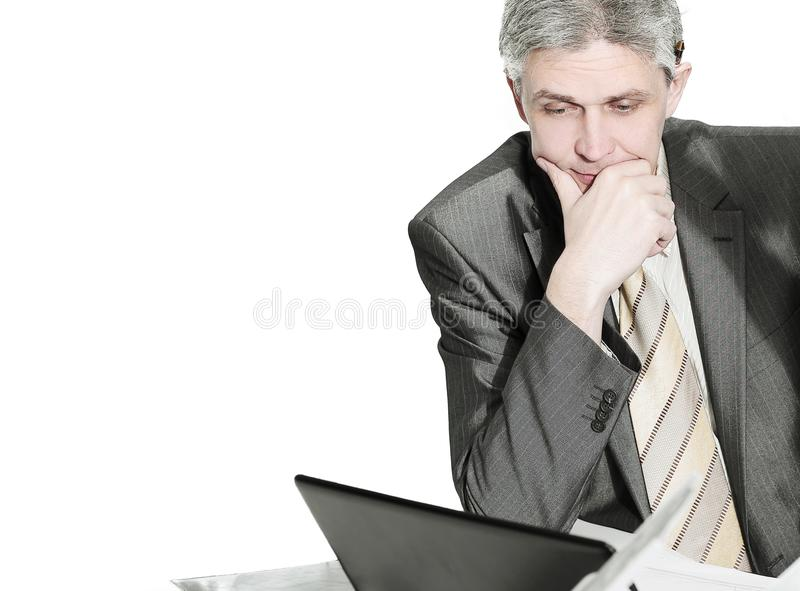 Closeup.the company`s employees to discuss business issues stock images