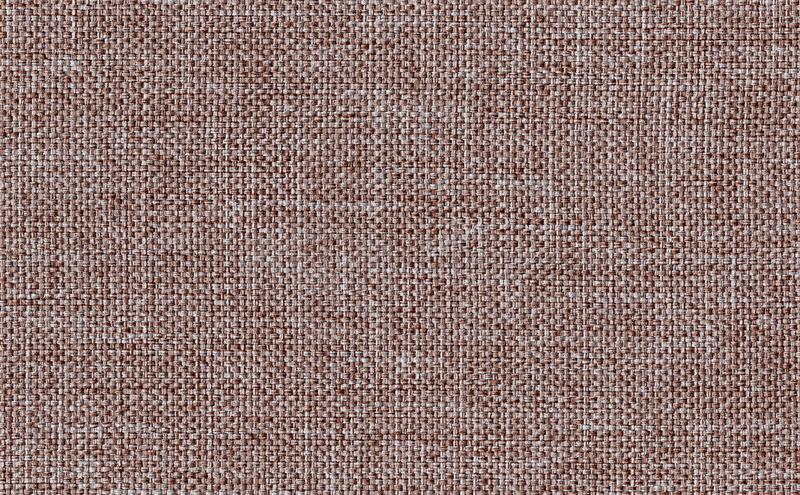 Closeup dark brown with white color fabric sample texture backdrop.Brown fabric strip line pattern design,upholstery,textile for d. Ecoration interior design or stock image