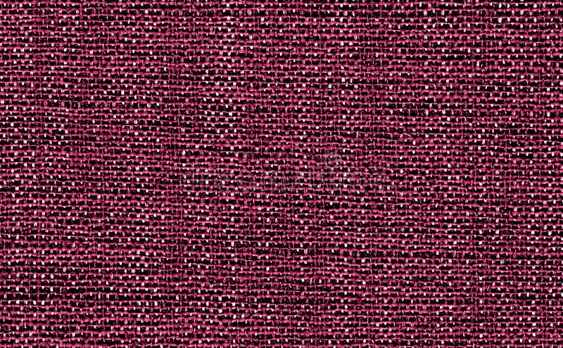 Closeup Dark red,maroon,burgundy colors fabric sample texture backdrop.Red,pink fabric strip line pattern design,upholstery,textil. E for decoration interior stock image