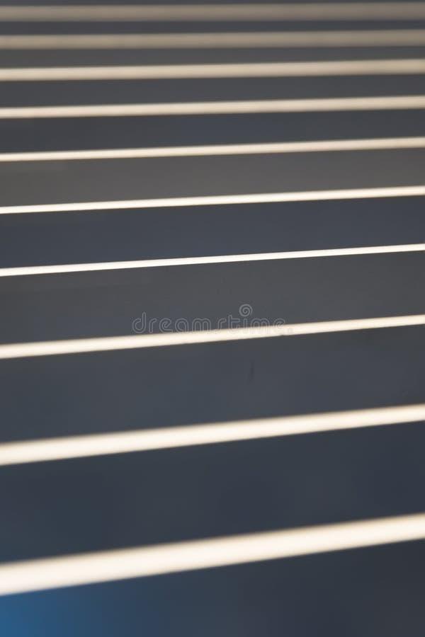 Sheet metal backdrop. Closeup detail of the sheet metal lines backdrop stock images