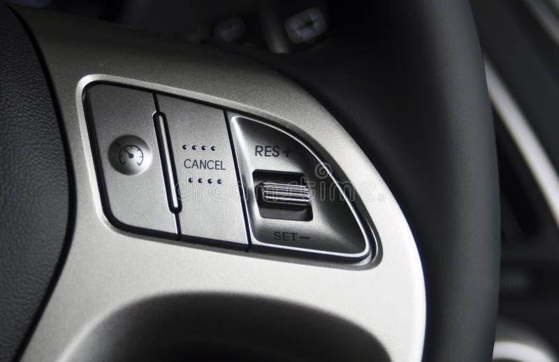 Closeup för styrninghjul fotografering för bildbyråer