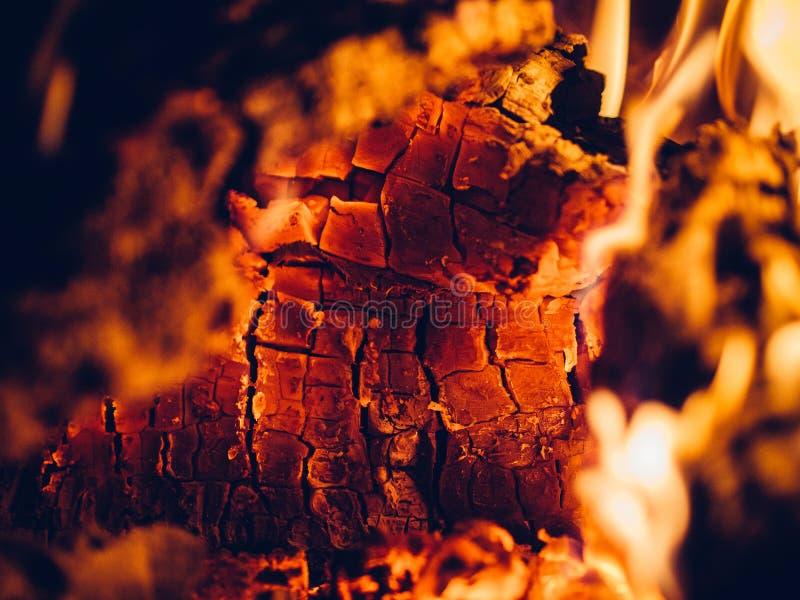 Closeup Of Fire Free Public Domain Cc0 Image