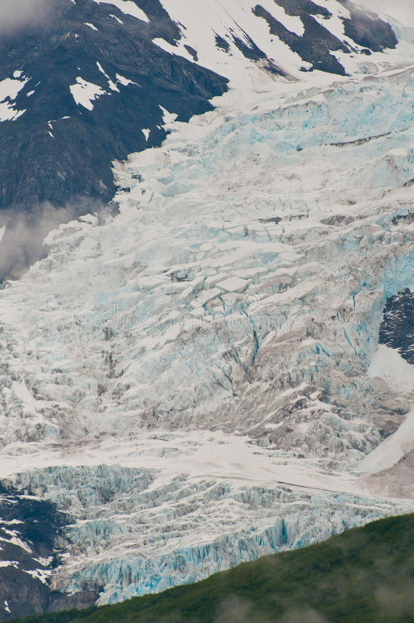 Download Closeup of glacier texture stock image. Image of freeze - 21396797