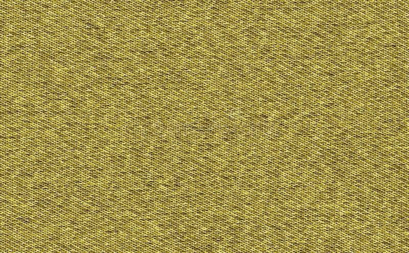 Closeup gold,yellow colors fabric texture backdrop.Gold,yellow, linen fabric glitter pattern sample for design or upholstery abstr. Act background stock image