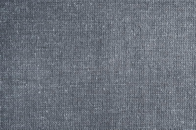 Closeup grey color fabric texture. Strip grey fabric pattern design or upholstery abstract background.  royalty free stock photo