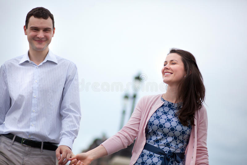 Download Closeup Of Happy Dating Couple Stock Image - Image: 25919175