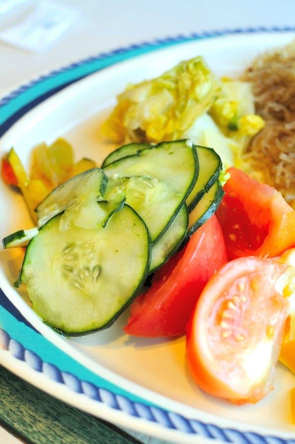 Download Closeup of healthy salad stock photo. Image of closeup - 16668190