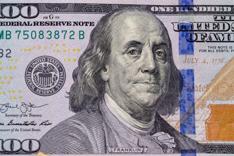 Ben Franklin Hundred Dollar $100 Bill Money Wallet