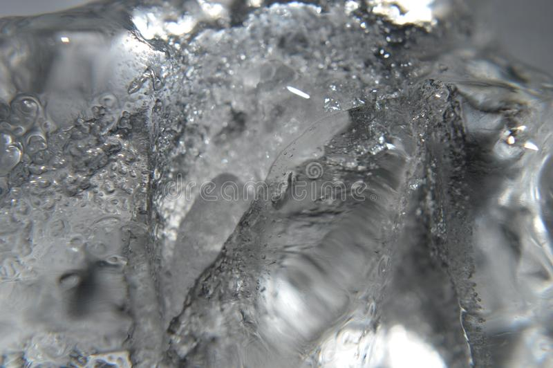 Closeup Of Ice
