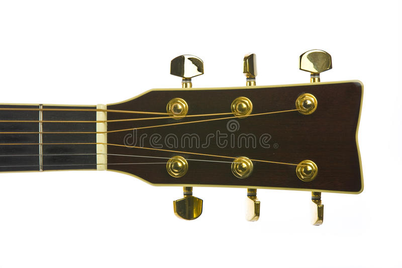 Download Closeup Image Of Classical Guitar Tuners Stock Image - Image: 16803123