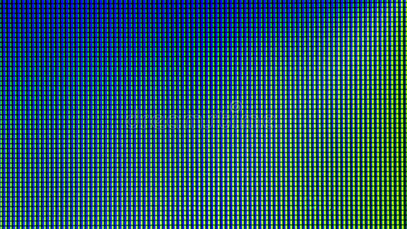 Closeup LED lights bulb diode from computer monitor screen. Closeup LED lights bulb diode from computer monitor screen display panel for electricity or stock photos