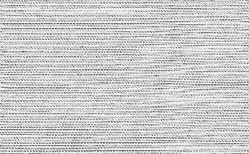 Closeup light grey ,white color fabric sample texture backdrop. Strip white fabric pattern design or upholstery abstract backgroun. D royalty free stock photos