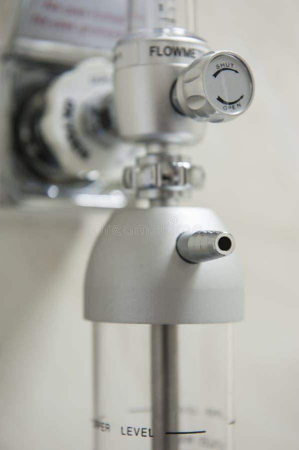Free Closeup Of Oxygen Flowmeter In Hospital Royalty Free Stock Photo - 48839675