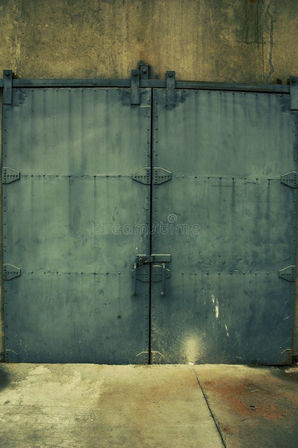 Free Closeup Old Iron Gate Stock Photos - 13993943