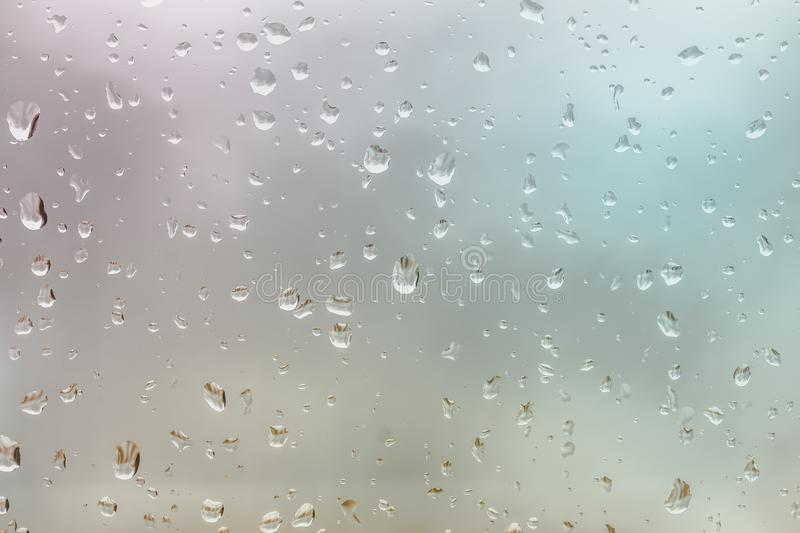 Closeup Photo of Clear Frosted Glass stock photos