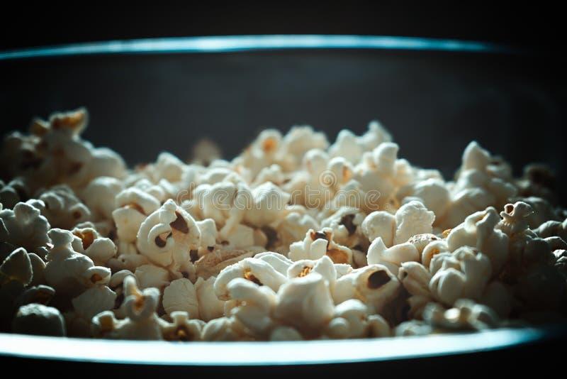 Closeup Photography of White Popcorns royalty free stock image