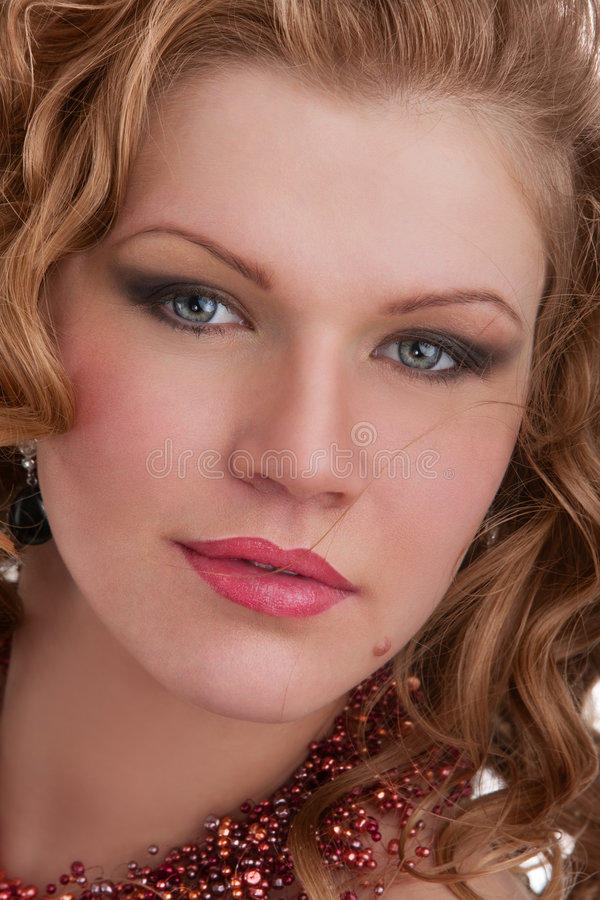 Closeup portrait royalty free stock photos