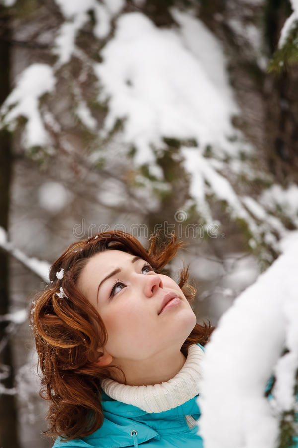 Download Closeup Portrait Of A Young Girl Stock Image - Image: 23047561