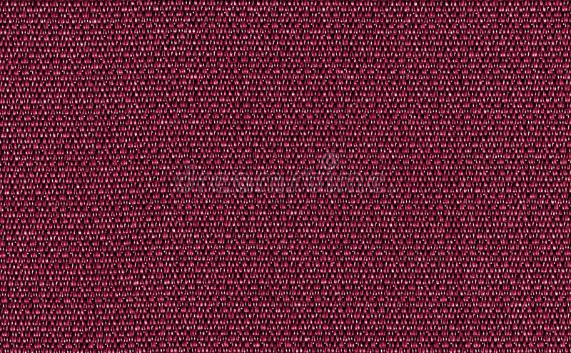 Closeup red color fabric sample texture backdrop.Red,burgundy,maroon colors fabric strip line pattern design,upholstery,textile fo. R decoration interior design royalty free stock photography