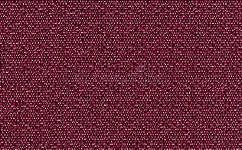 Closeup red color fabric sample texture backdrop.Red,burgundy,maroon colors fabric strip line pattern design,upholstery,textile fo. R decoration interior design stock photos