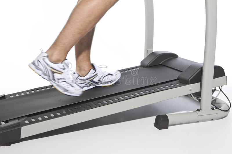Download Closeup of running man stock image. Image of fitness - 11013569