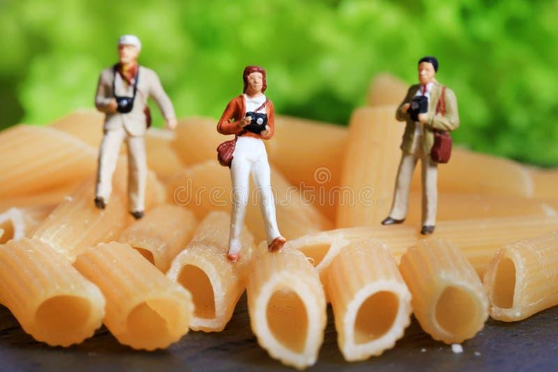 Food photographers stock photography