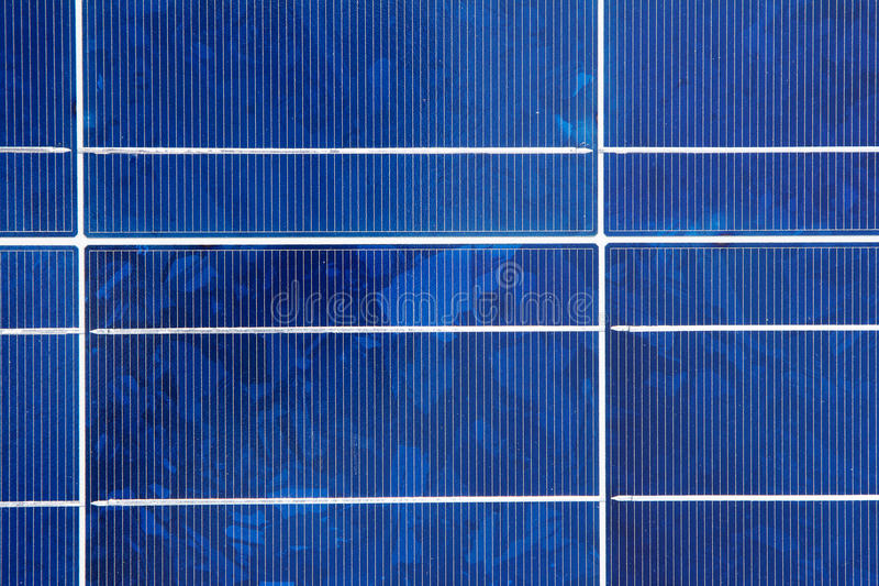 Download Closeup Of A Solar Panel Module Stock Photo - Image: 24757950