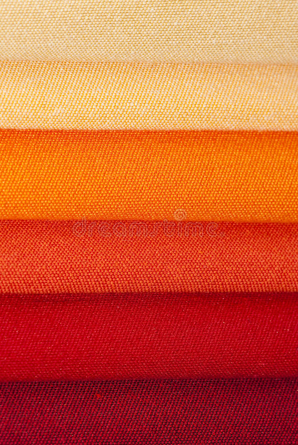 Download Closeup of stacked fabric stock photo. Image of canvas - 13682248