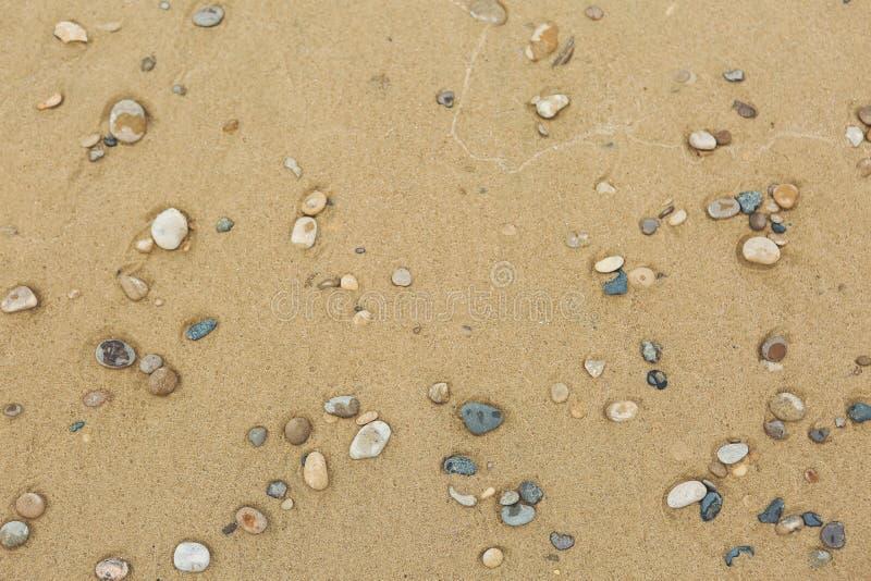 Closeup of stones stock image