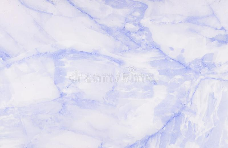 Closeup surface abstract marble pattern at the blue marble stone floor texture background. Closeup surface abstract marble pattern at blue marble stone floor royalty free stock image