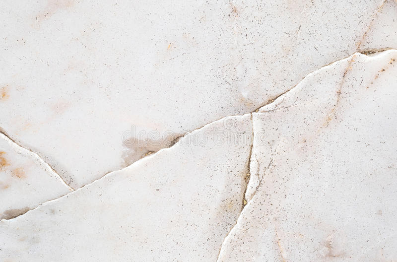 Closeup surface abstract marble pattern at the cracked marble stone floor texture background royalty free stock images