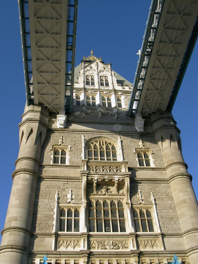 Download Closeup Of The Tower Bridge Stock Photo - Image of english, united: 21579054