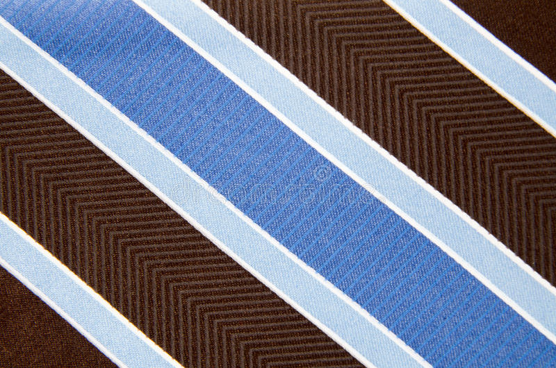 Download Closeup View Of A Striped Neck Tie Stock Photo - Image of white, close: 21661578