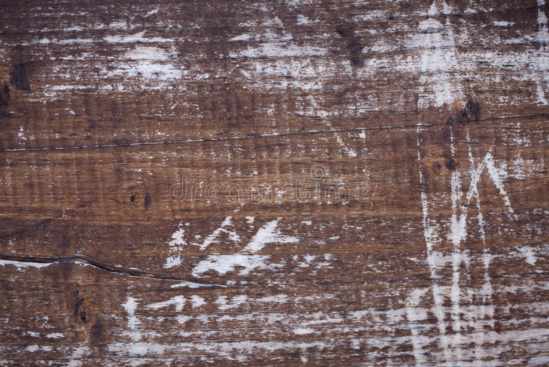 Closeup wooden plank stock photo