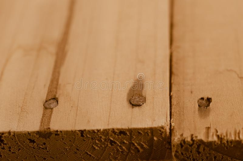 Closeup of Wooden table top background stock images