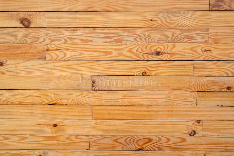 Closeup yellow wood with unique pattern texture background with copy space royalty free stock photography