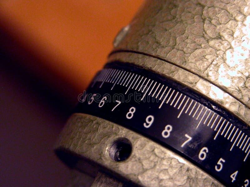 Closeupteleskop Arkivfoton