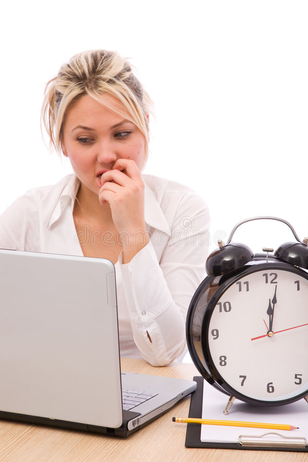 Download Closing to deadline stock photo. Image of minute, deadline - 5714722